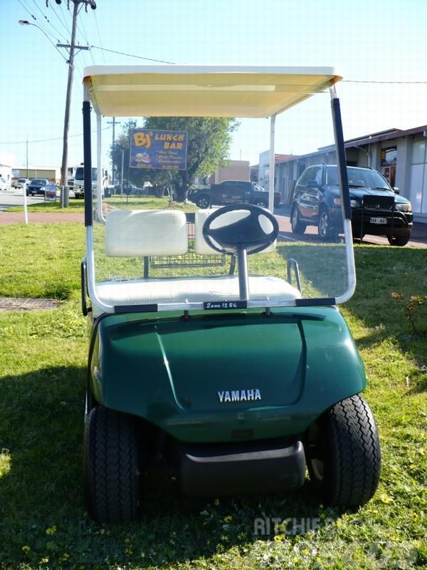 Yamaha g19e golf carts price 2 724 year of for Yamaha golf cart id