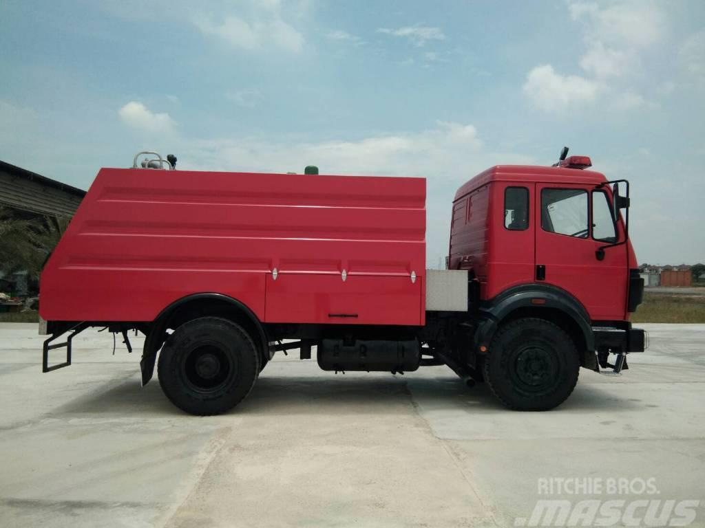 [Other] Rosenbauer รถน้ำดับเพลิง รุ่น NT10000 ลิตร