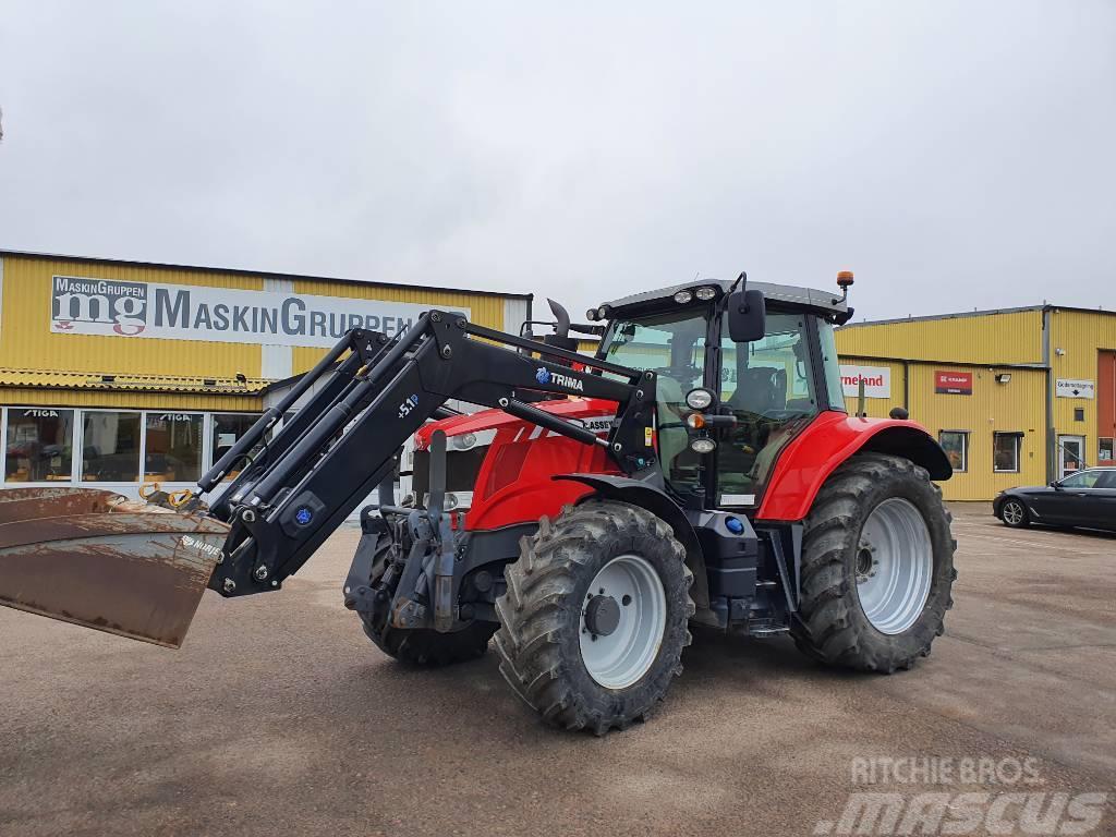 Massey Ferguson 6614 Efficient DVT