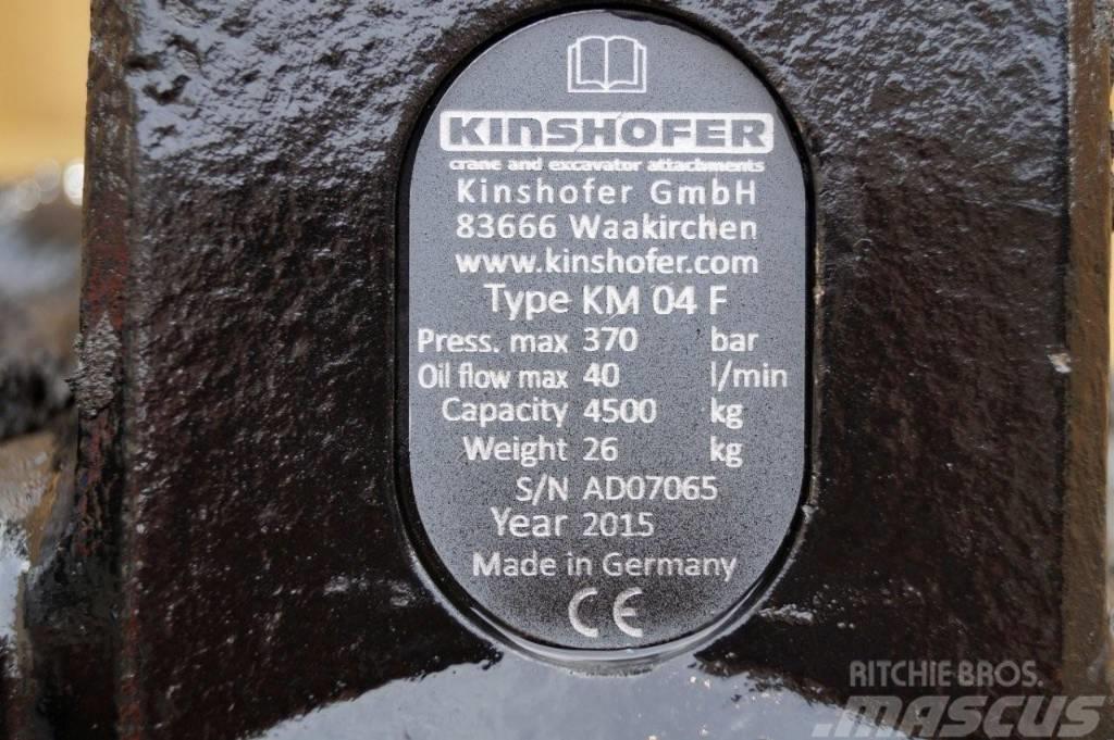 Kinshofer ŁYŻKA Chwytakowa Chwytak KINSHOFER C02H-30 2015r., 2015, Gripar