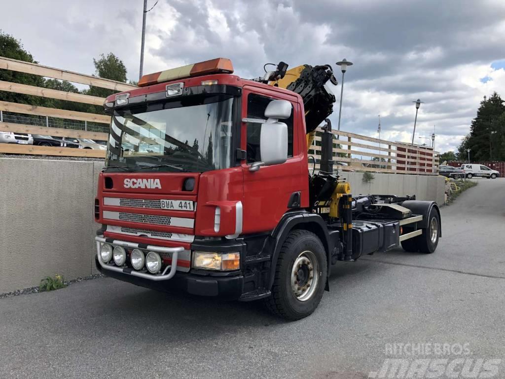 Scania P94 GB4x2 NA260