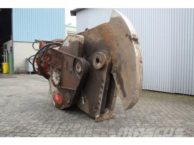 Verachtert Demolitionshear VTZ 50 / MP30 TS