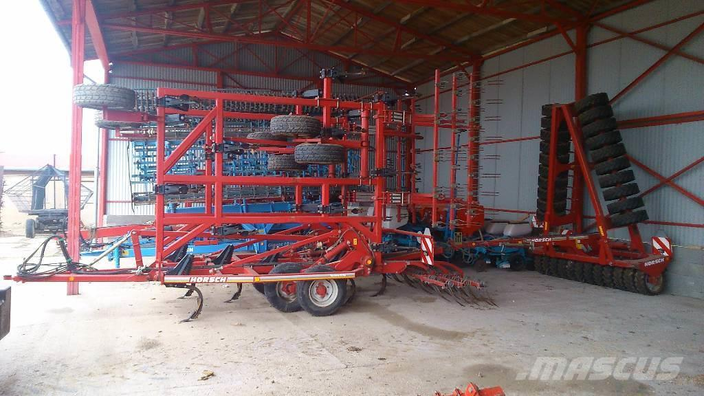 Horsch Terrano 8 FG + Optipack 8 AS