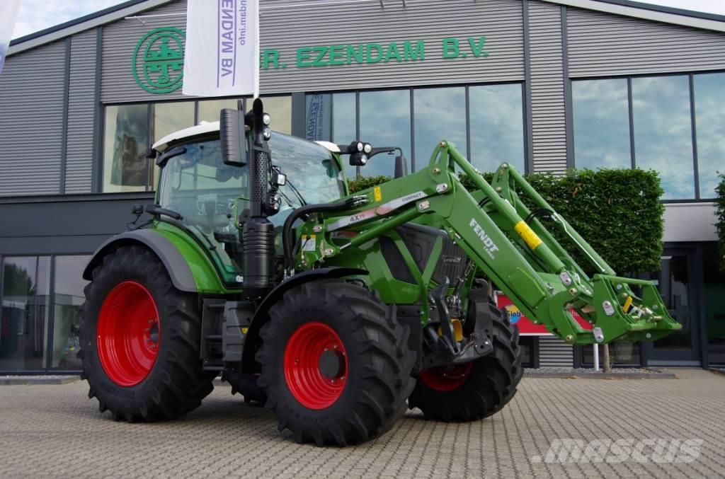 Fendt 313 S4 Profi Plus Tracor