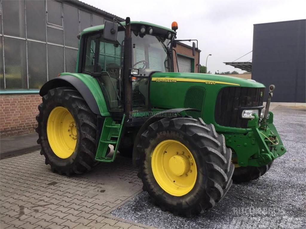 Fabelhaft John Deere 6920 - Tractors, Price: £32,304, Year of manufacture &LP_36