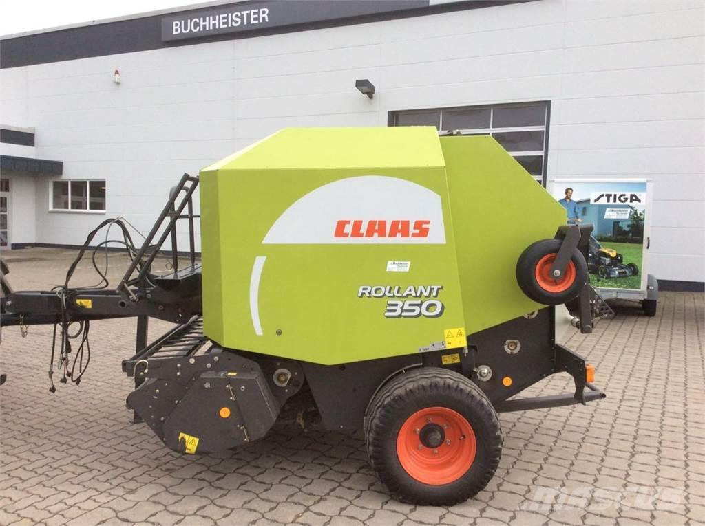 CLAAS Rollant 350 RotoCut
