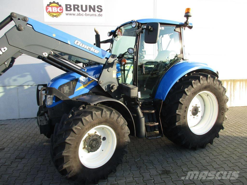 New Holland T 5.115 DC