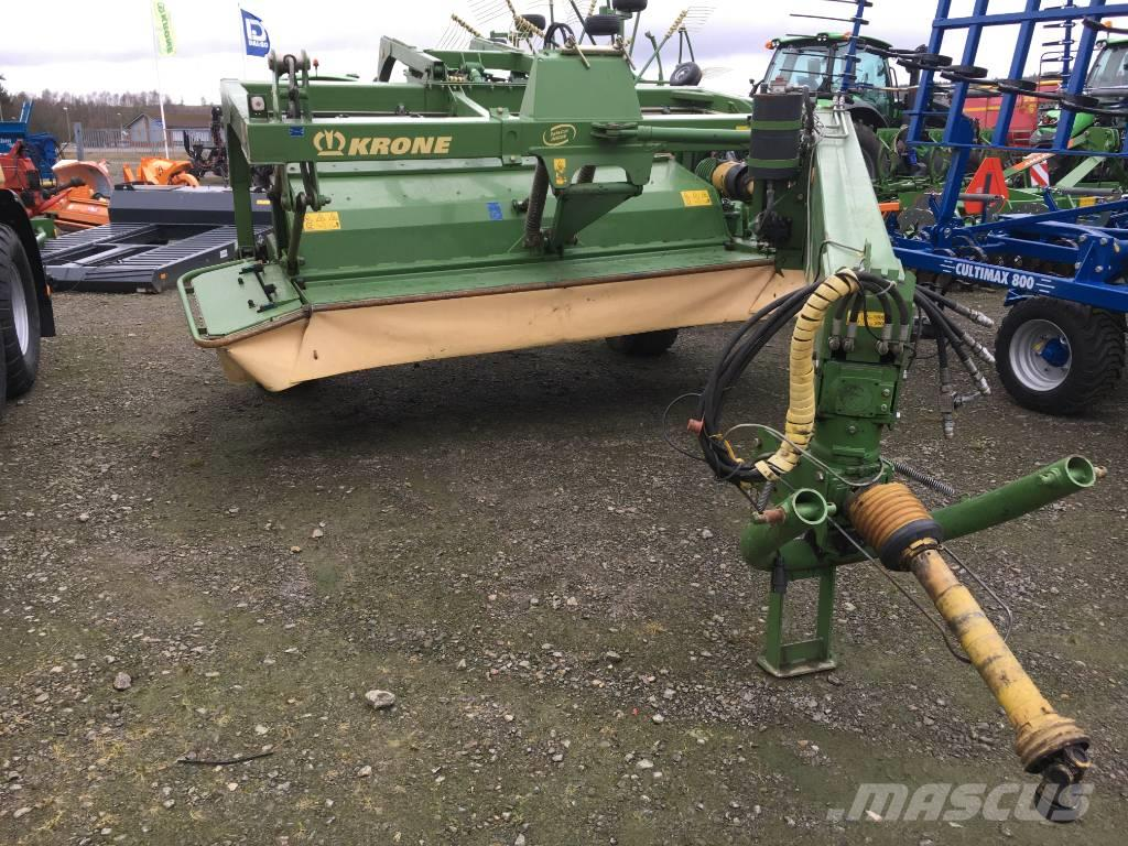 Krone EC3200CV, Collector