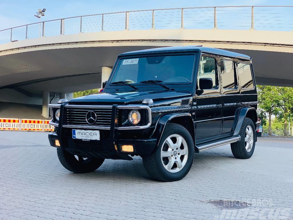 Mercedes-Benz G 500. Taxfree