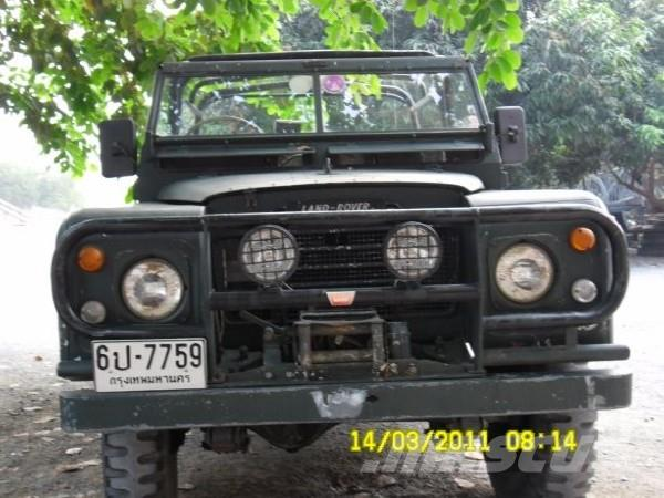 Land Rover 88 Petrol Series 3