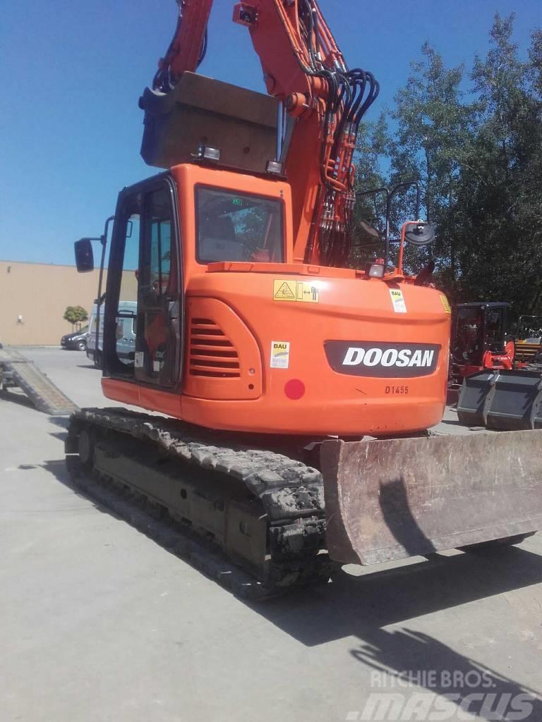 Doosan DX 140 RV-3