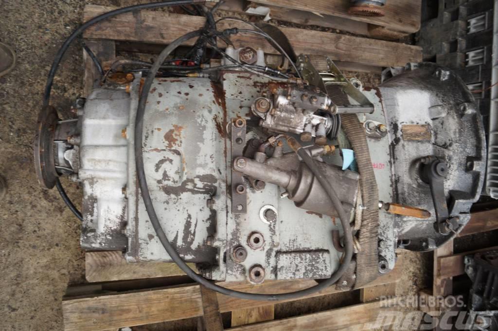 Volvo FH / FM / Gearbox / SRO 2400