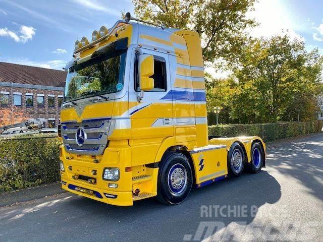 Mercedes-Benz ACTROS 2555 LS 6x2 MP3-V8-Retarder Fg Nr. L562