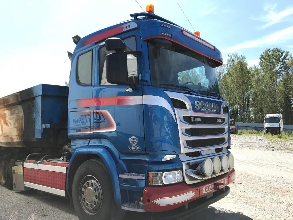 Scania R730 FOR PARTS ONLY