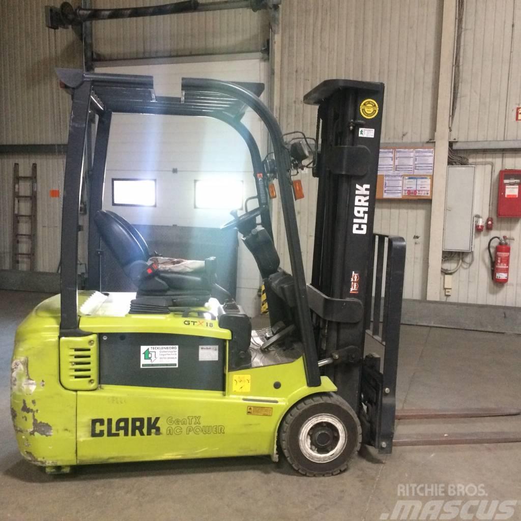 Clark GTX 18