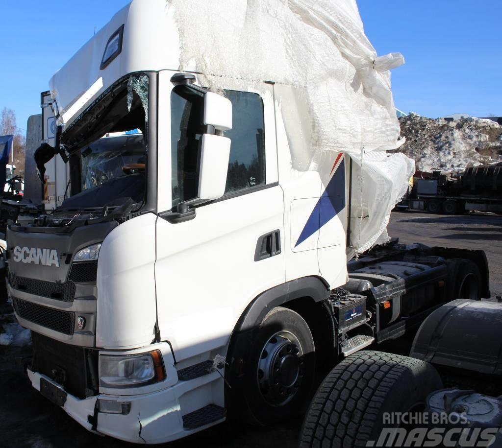 Scania G 450 A4x2EB