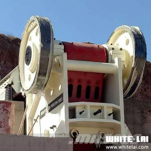 White Lai PE870x1060 Stone Jaw Crusher