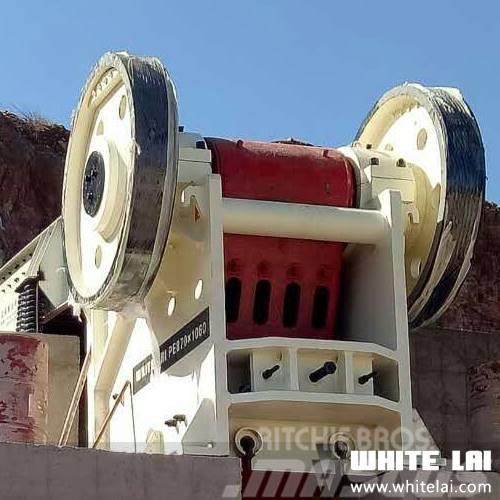 White Lai Stone Jaw Crusher PE-870x1060