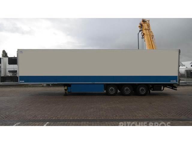 Schmitz Cargobull 3 AXLE FRIGO TRAILER WITH MEATHOOKSYSTEM