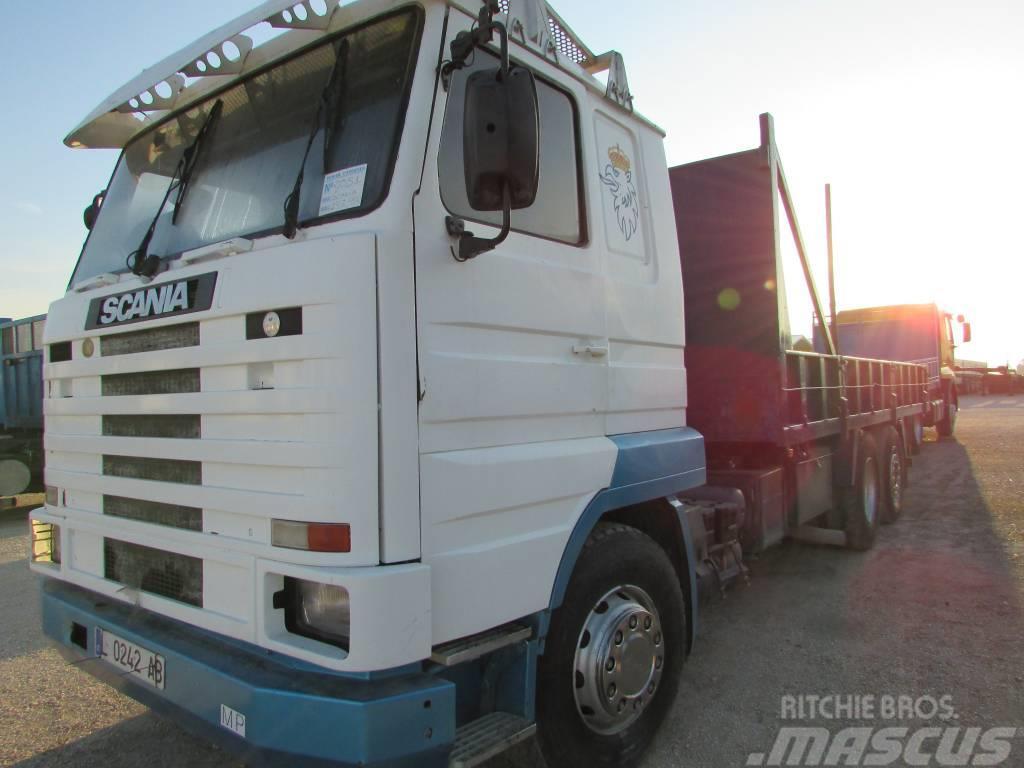 Scania 143 420
