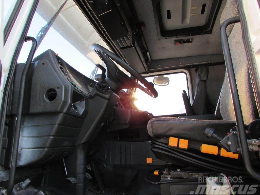 Scania 143 420, 1992, Kapellbil
