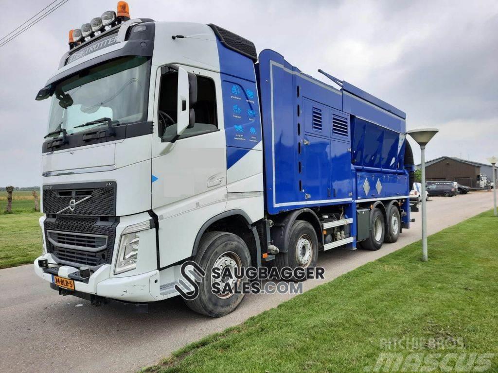 Volvo Longo 2018 Saugbagger