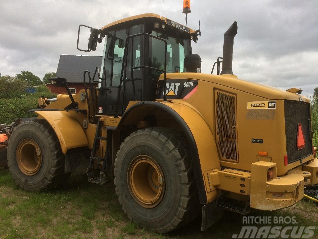 [Other] Hjullastare CAT 950H