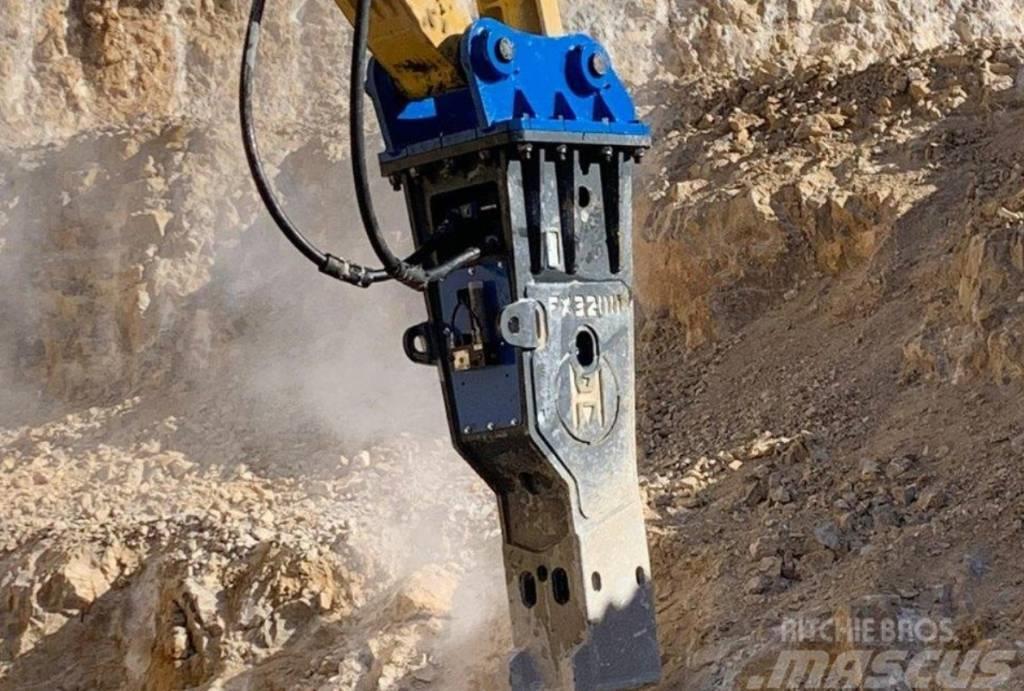 Hammer FX 3200 Hydraulic breaker 3200kg