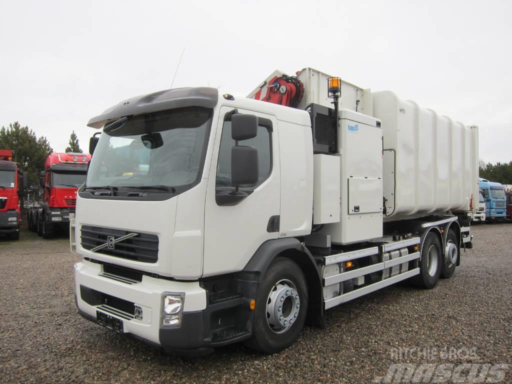 Volvo FE260 6x2 VDL Translift Varia IES