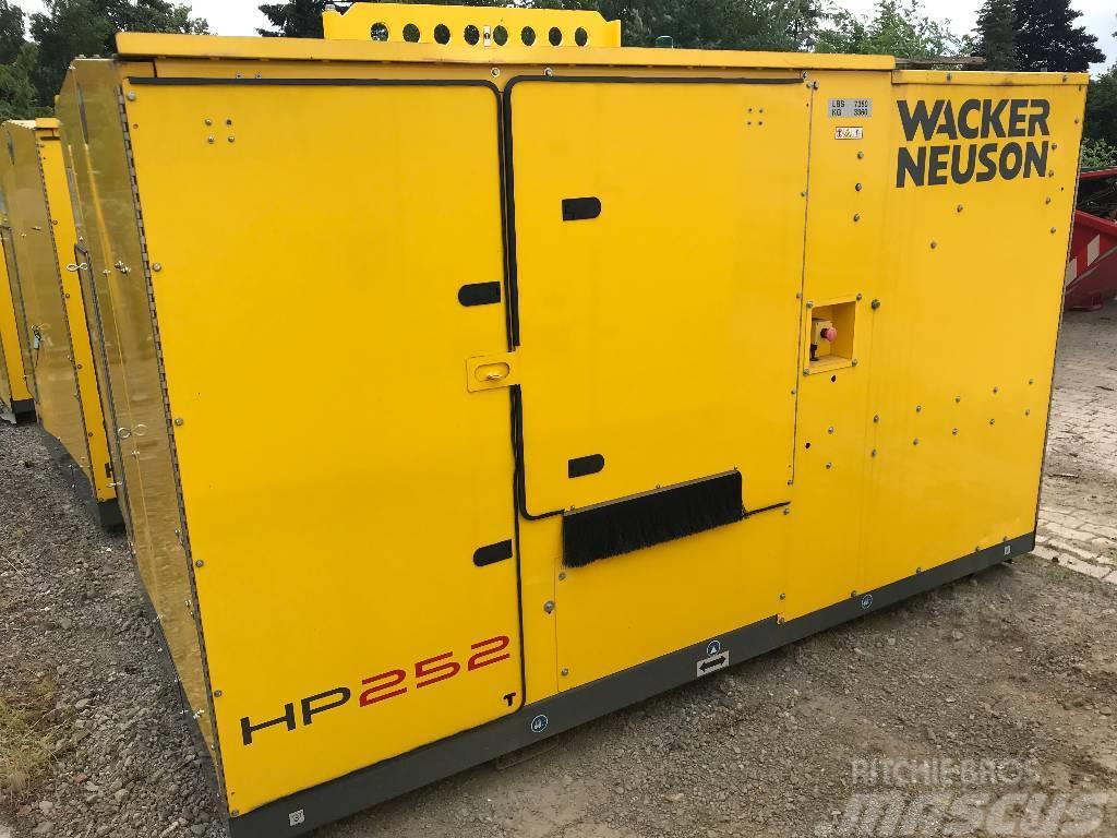 Wacker Neuson HP 252D