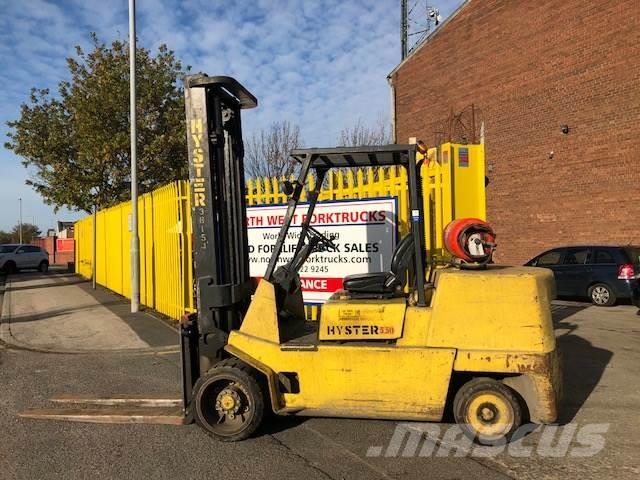 Hyster S5.50XL