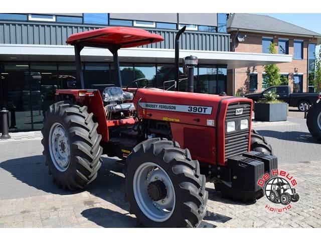 Massey Ferguson 390T 4wd (unused)