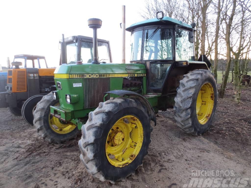 John Deere 3040 til salg - Brugte John Deere 3040 Brugte traktorer - Mascus Denmark