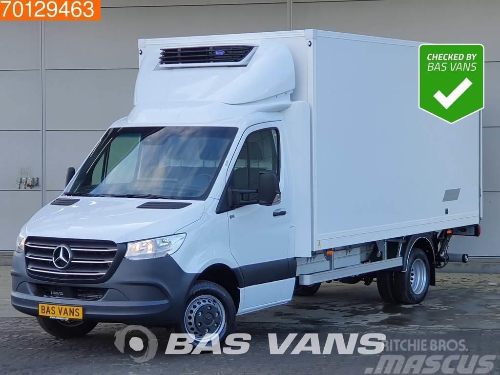 Mercedes-Benz Sprinter 516 CDI Koelwagen Laadklep Carrier -20 Da