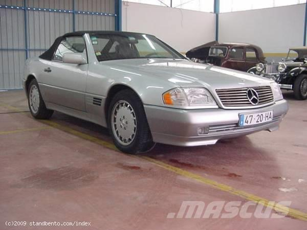 used mercedes benz sl 320 cars year 1994 for sale mascus usa. Black Bedroom Furniture Sets. Home Design Ideas