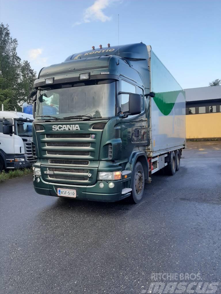Scania R 16 L