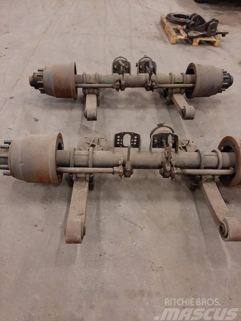 Timberjack 1270B Parts