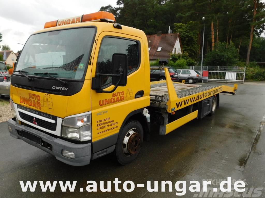 Mitsubishi HU bis 07.2018 7C14 Autotransporter NL: 3520kg 600