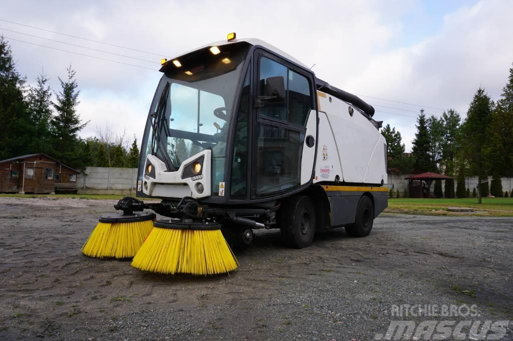 Johnston CX201 road sweeper JOHNSTON CX201