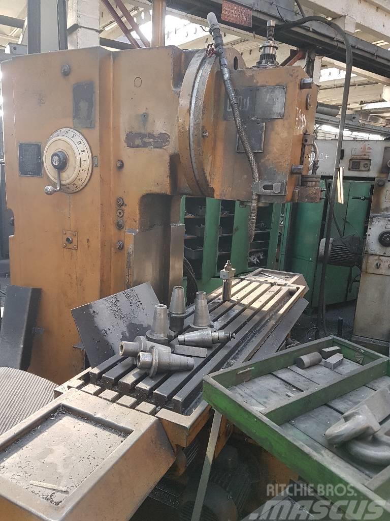 [Other] Masina de frezat vertical FSS-400