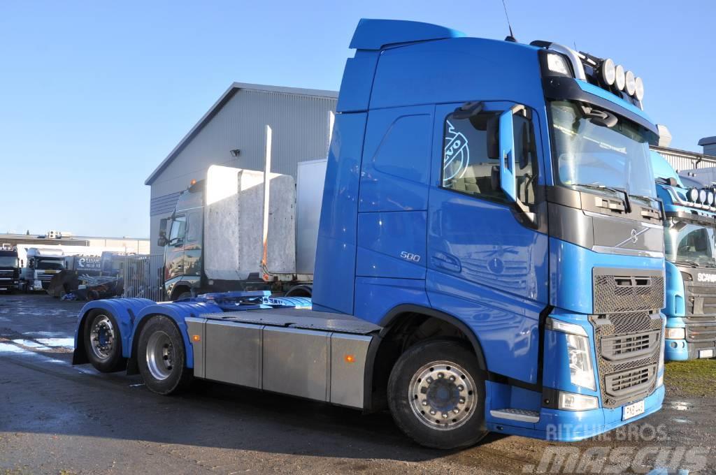Volvo FH500 6X2