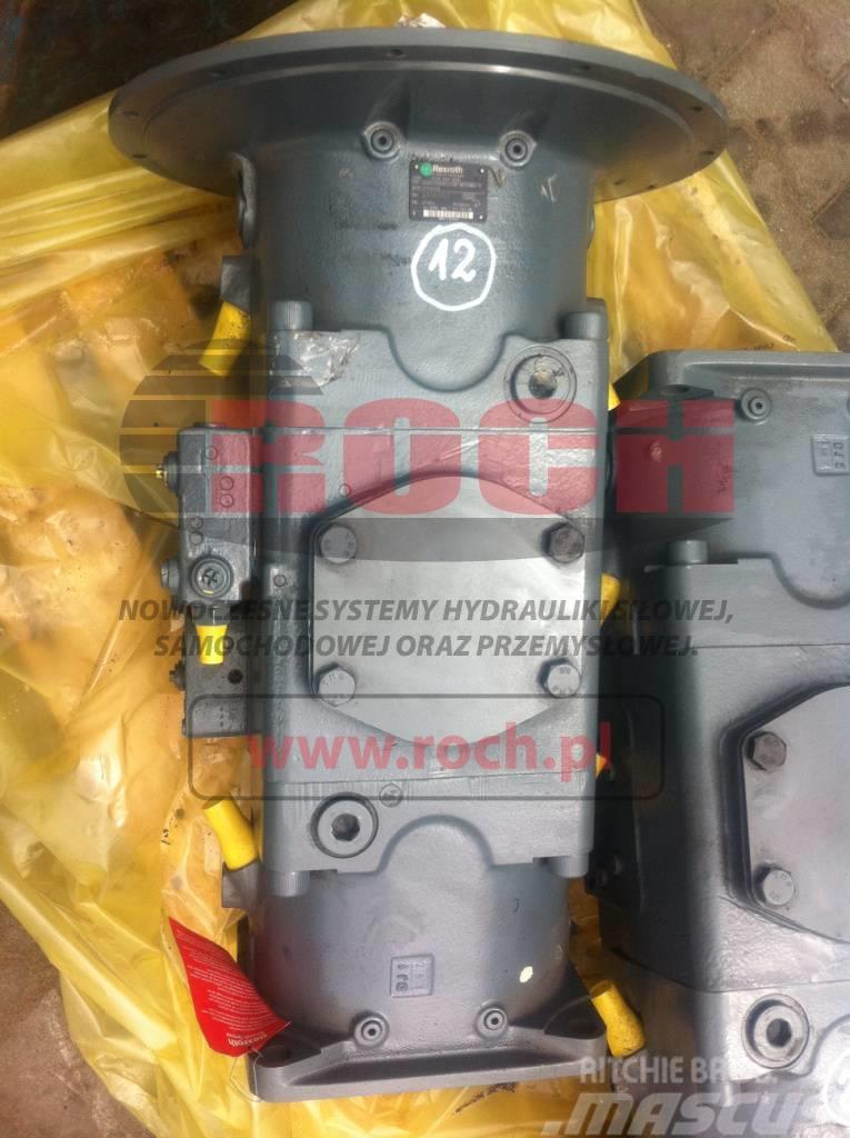 Hydromatik Pompa Pump Rexroth A20VL0190 R902104205