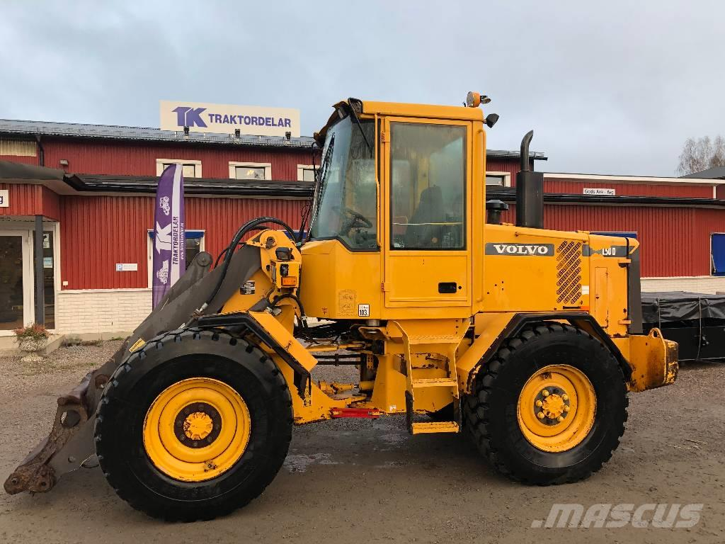 Volvo L 50 D Dismantled for spare parts