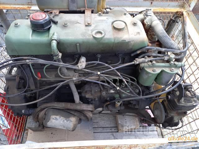 Mercedes Benz OM352 motor für Unimog U406