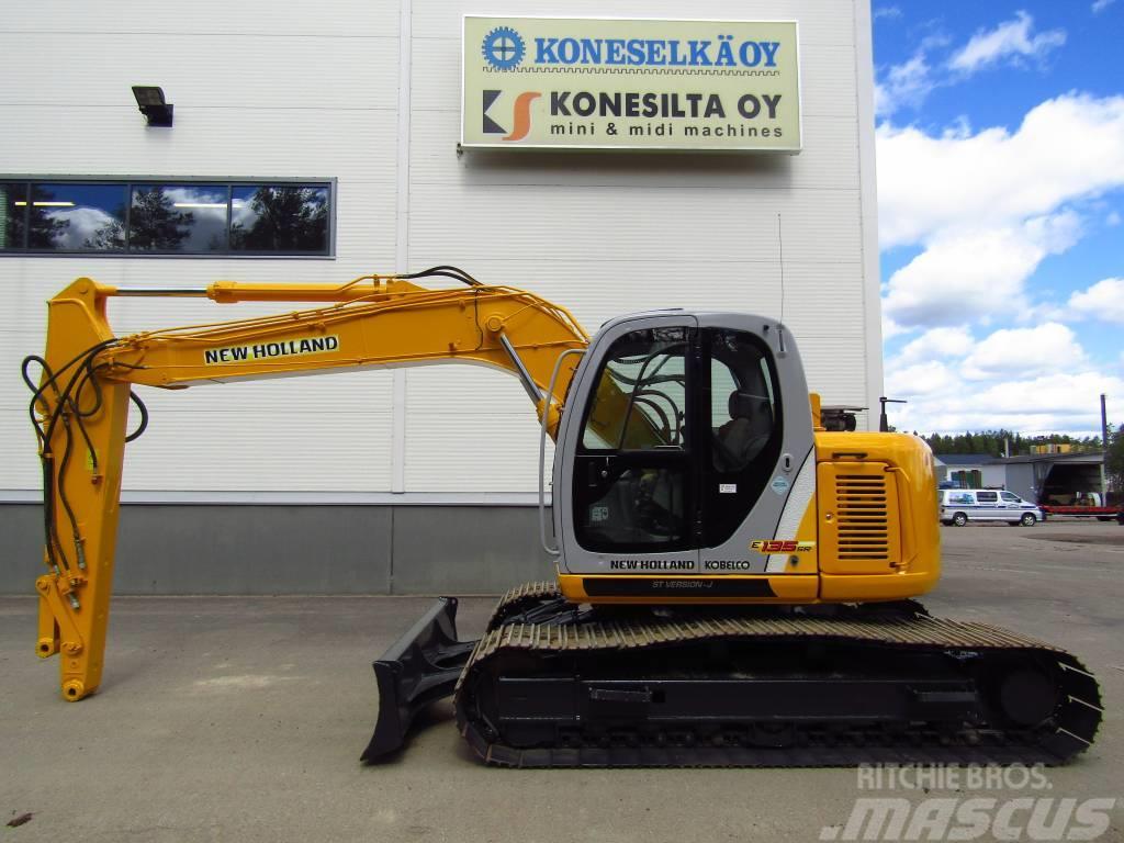 New Holland E135SRLC PUSKULEVY