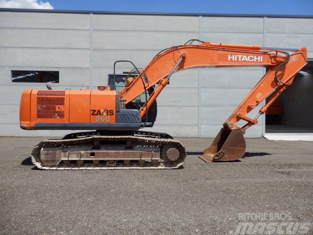 Hitachi ZX 200-3