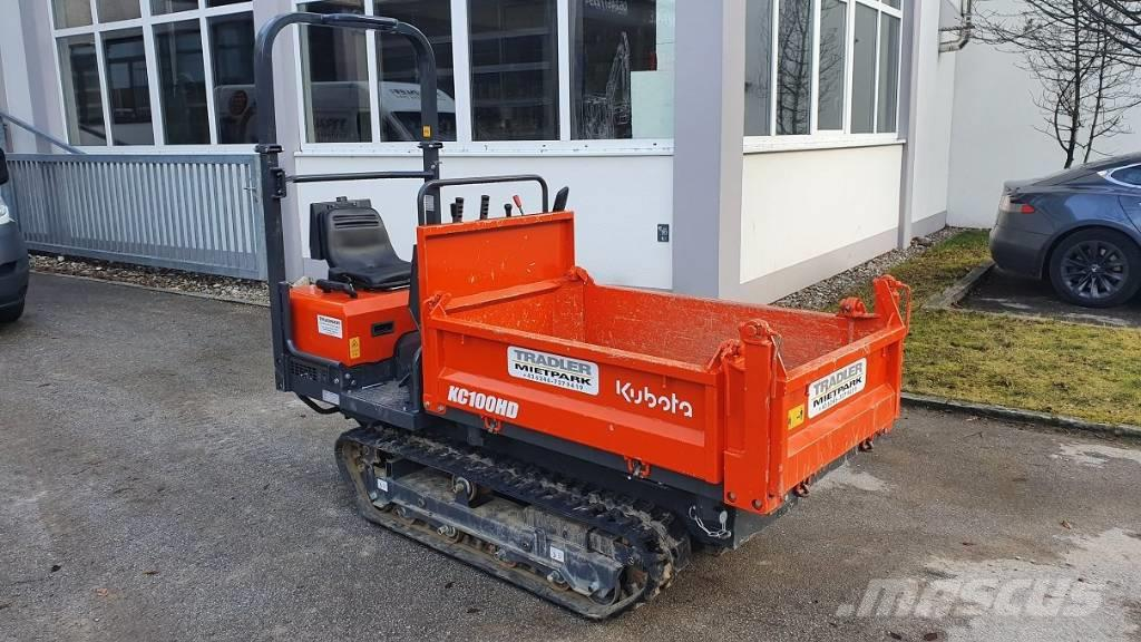 Kubota Kubota KC 100 HD