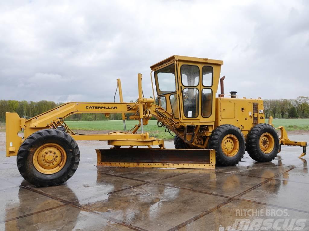 Caterpillar 12G - 3306 Engine / Strong Machine