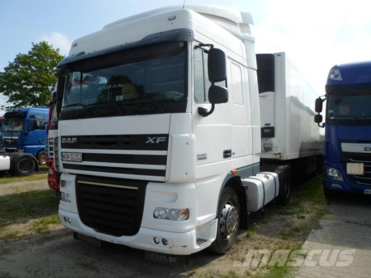 DAF FT XF 105.460 4X2 SpaceCab