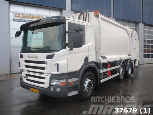 Scania P 230 Euro 5 EEV